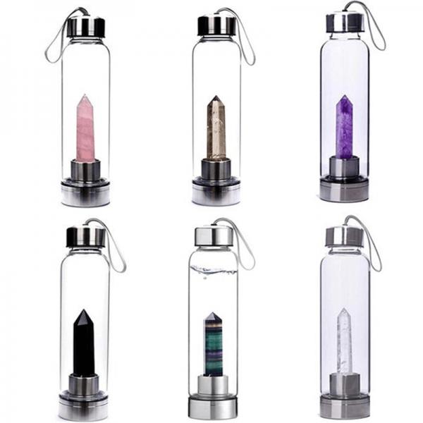 Crystal Water Bottles