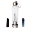 Quartz Crystal Water Bottle