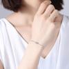 Women Wearing Evil Eye Bracelet